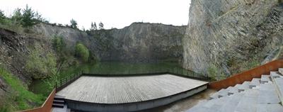 Théâtre naturel - Volcan de Montpeloux