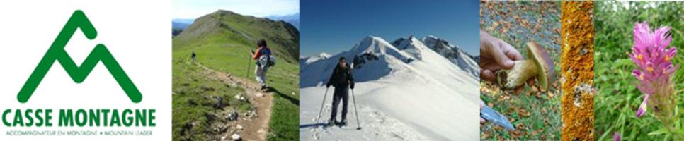 Guide accompagnateur en montagne et randonnées accompagnées