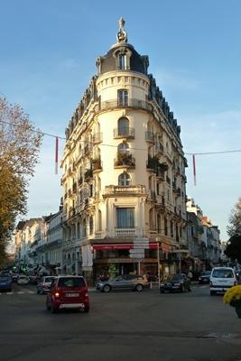 Hôtel particulier à Vichy