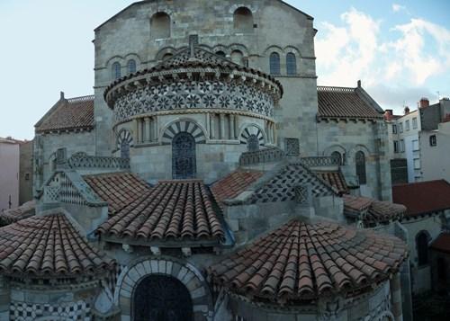 Chevet de Notre-Dame-du-Port