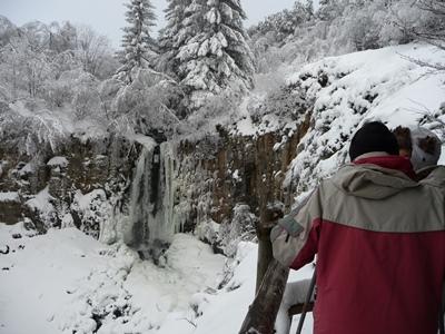 Cascade du lac du Guéry