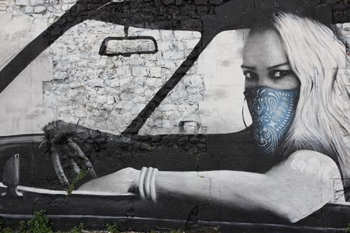 grafiti gabut