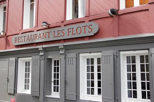 restaurant les flots la rochelle