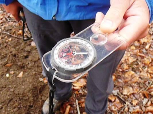 La boussole : meilleur moyen d'observer le changement de champ magnétique