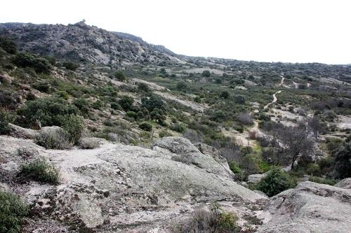paysages sierra de guadarrama